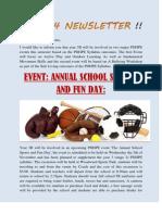 newsletter doc