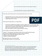 Why Study Islamic Finance