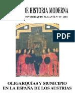 Sanz Camañes, Oligarquías y municipio en las España,.pdf