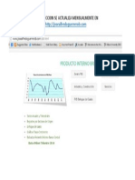 Actualización Colección PIB