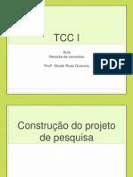 Aula TCC I- Revisão de projeto.ppt