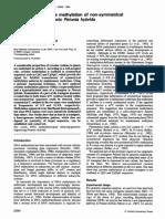 Evidence for cytosine methylation of non-symmetrical  sequences in transgenic Petunia hybrida.pdf