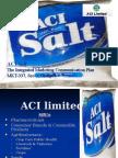 ACI Limited-Final Slides
