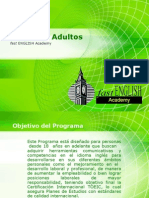 Programa Adultos