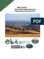 720949 Ada County Ground Water Quality Improvement Plan 2010