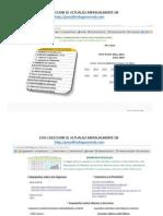 Actualización Colección Estadísticas Fiscales