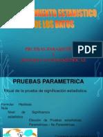Pruebas parametricas - No parametricas.ppt