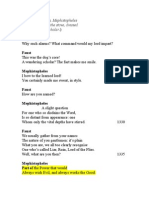 Faust Fragmnt 1322 t 1446