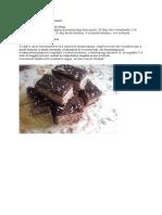 Sütés Nélküli Kakaókrémes Szelet