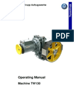 Machine TW 130