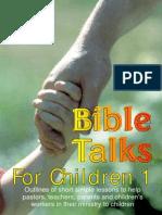 bible talks for children 1 web