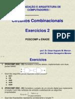 b - Exercicios POSCOMP e ENADE.pptx