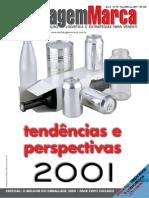 Revista EmbalagemMarca 018 - Dezembro 2000 / Janeiro 2001