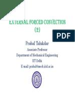 (18) External Forced Convection Part2