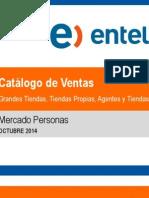 Catálogo y Planes - Entel Perú