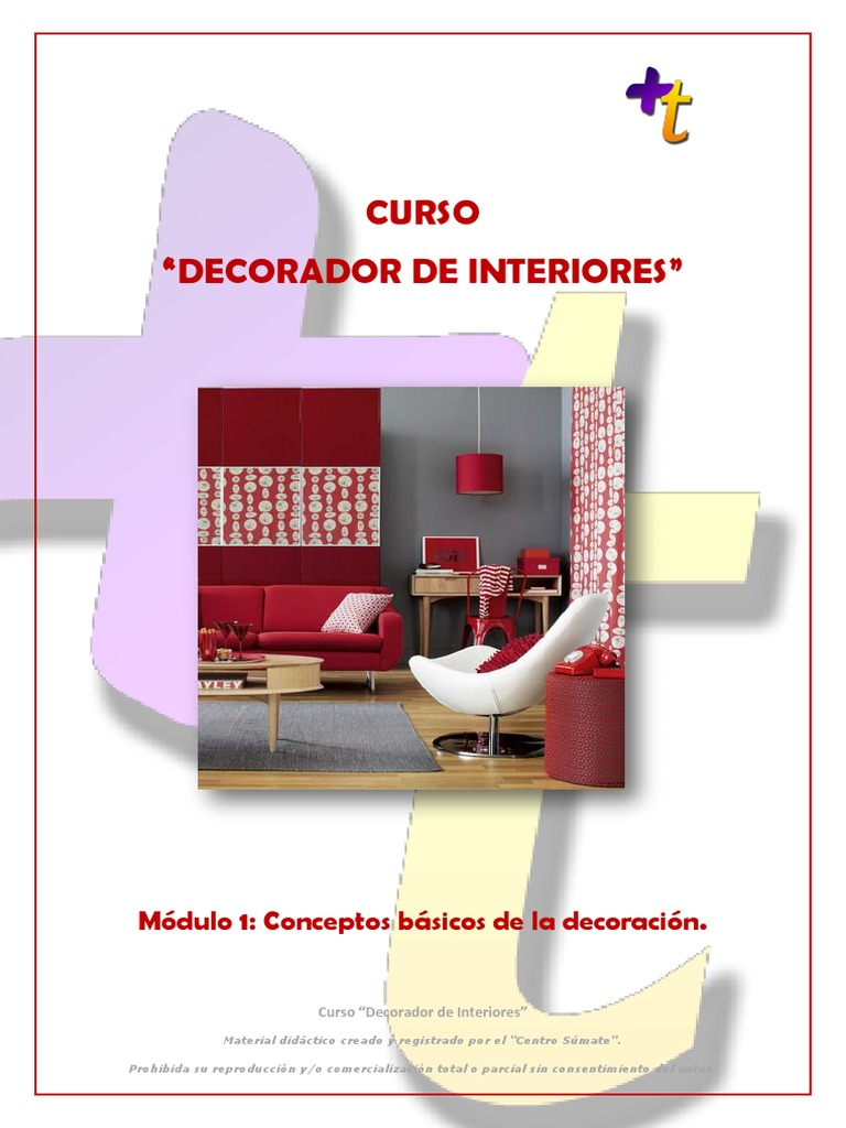Curso De Decorador De Interiores – Cecoc.info