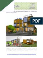 13 exemplos de Abrigos e Casas feitos em Contêiner.docx