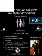 Dropping Docs on Darknets