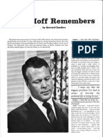 Phil Hoff Remembers | Chittenden Magazine | Dec. 1971