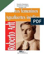 Arlt, Roberto - Secretos femeninos - Aguafuertes inéditas.doc