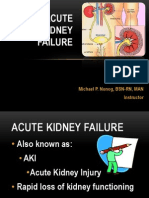 Acute Kidney Failure
