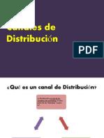 8º Canales de Distribución