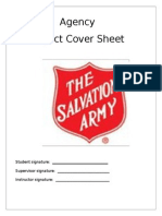 salvation army christmas letter 2014
