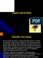 Gaze Nervoase