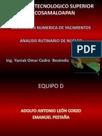 D-ANALISIS RUTINARIO DE NÚCLEOS.pptx