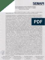 Autorización de funcionamiento Senapi 2013.pdf