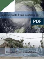 autorizó un donativo de 2 millones 500,000 litros de combustibles al gobierno de Baja California Sur