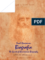 Leonardo Da Vinci Vol I  Biography