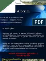 Alecrim.pptx
