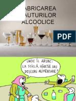 FABRICAREA BAUTURILOR ALCOOLICE