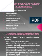 copy of factors that cause change in communities pptx