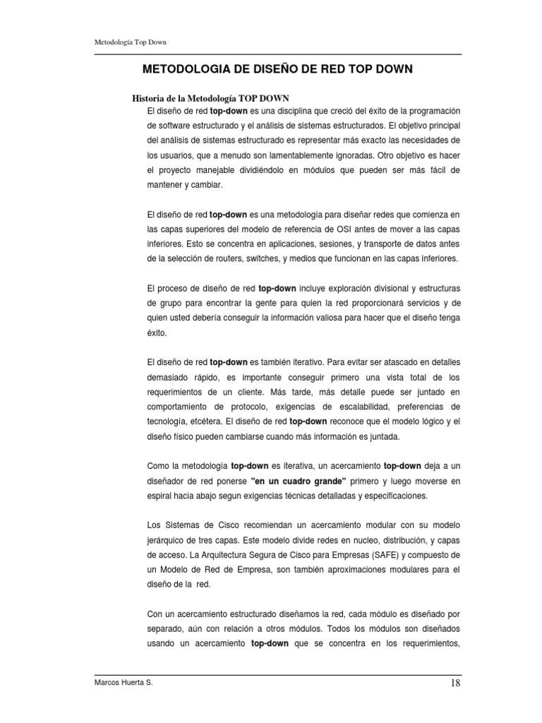 2. Metodología Top Down - español.pdf