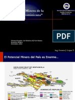 Actualidad Minera Dominicana.ppt