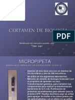 biologia - CERTAMEN DE BIOLOGIA.ppt