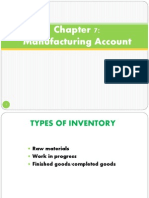 Manufacturing-Accounts Teaching Guide