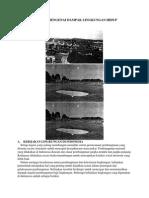 analisa mengenai dampak makhluk hidup.docx