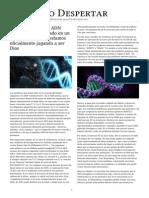 Primer ser vivo con ADN extraterrestre creado en un laboratorio- Ahora estamos oficialmente jugando a ser Dios.pdf