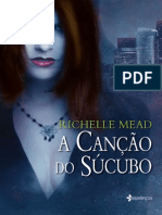 A Canção Do Súcubo – Richelle Mead