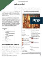 Căderea Constantinopolului