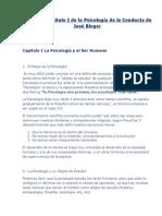 Resumen Capitulo I de la Psicología de la Conducta de José Bleger.doc