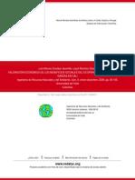 VALORACIÓN ECONÓMICA DE LOS BENEFICIOS SOCIALES DEL ECOPARQUE URBANO LAGO DE LAS GARZAS EN CALI.pdf