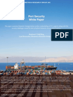 Port Security Report