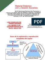 MODELO DE GESTION SOCIALISTA, RESUMIDO.ppt