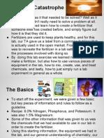 Liquid Fertilizer Presentation