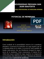 Clase 2 Potencial de membrana.ppt