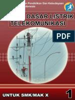 Teknik Dasar Listrik Telekomunikasi 1